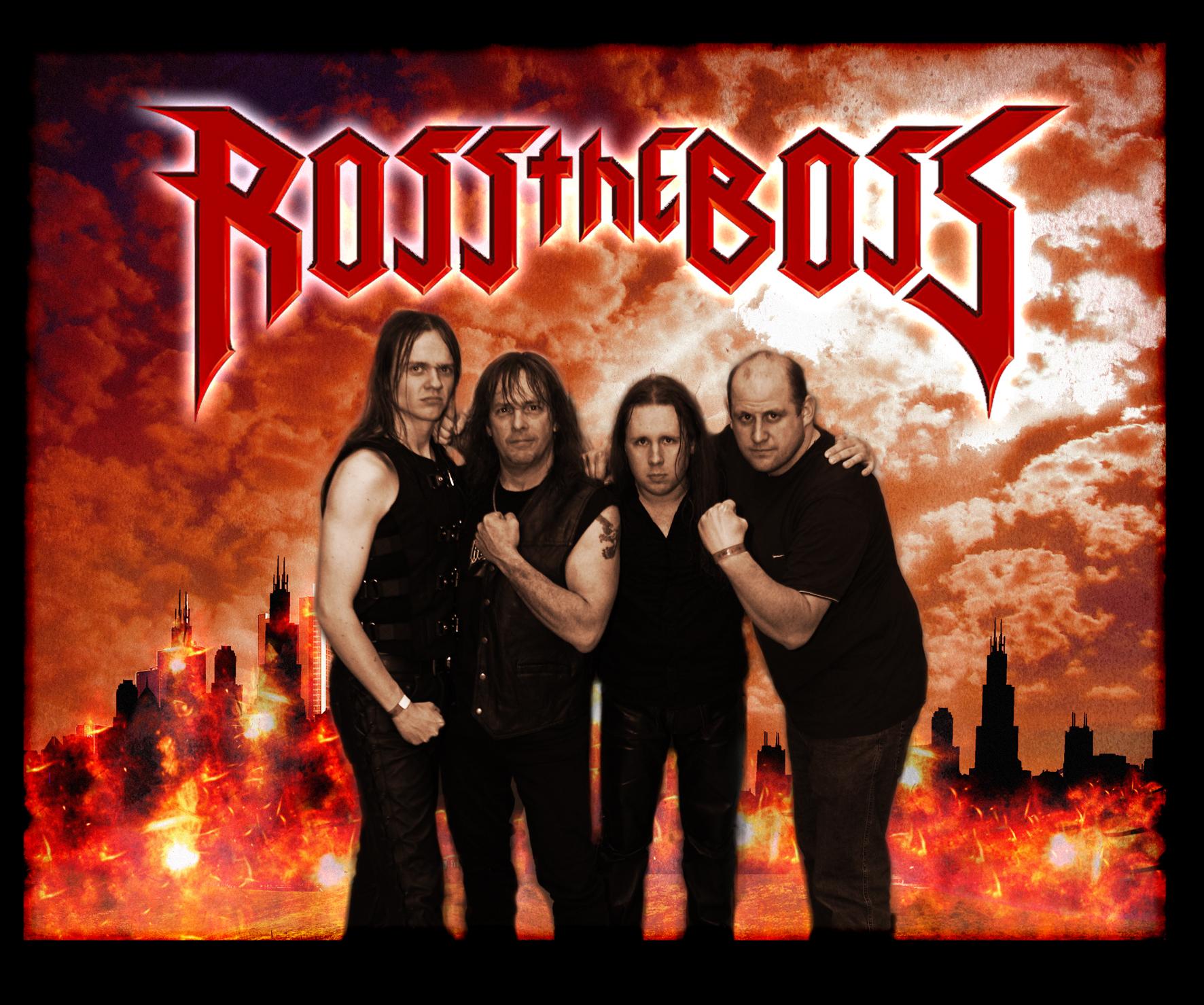 Ross The Boss
