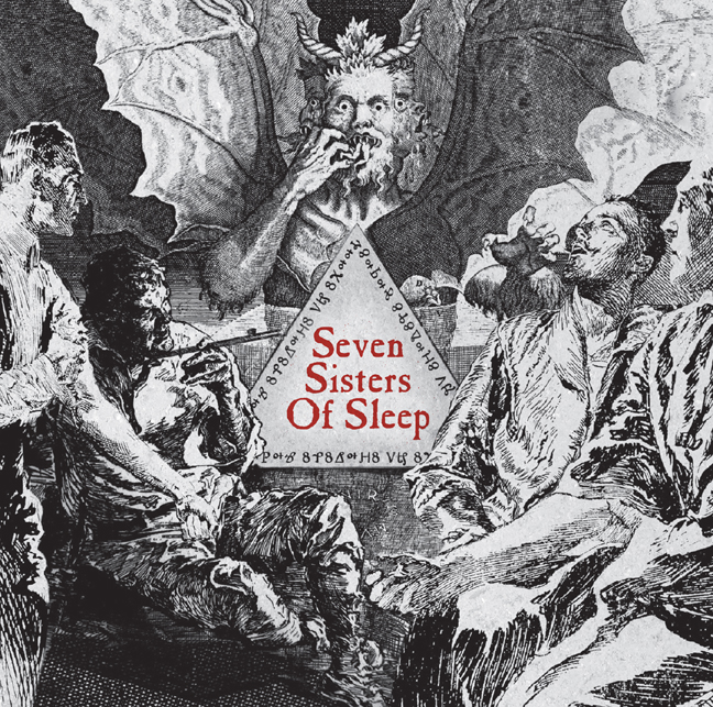 Seven Sisters Of Sleep 'Seven Sisters Of Sleep' Debut EP (2011)
