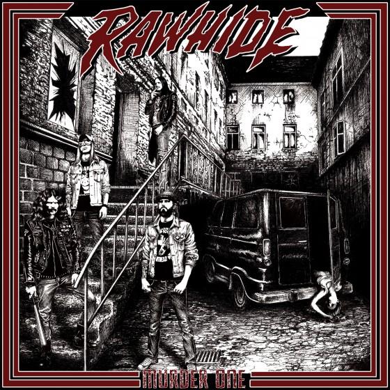 RAWHIDE — Murder One Vinyl LP