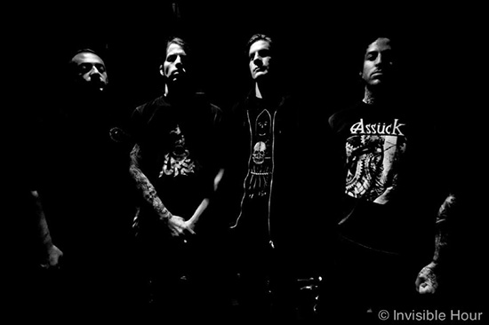 THEORIES Seattle Death Grinders Join Metal Blade Records
