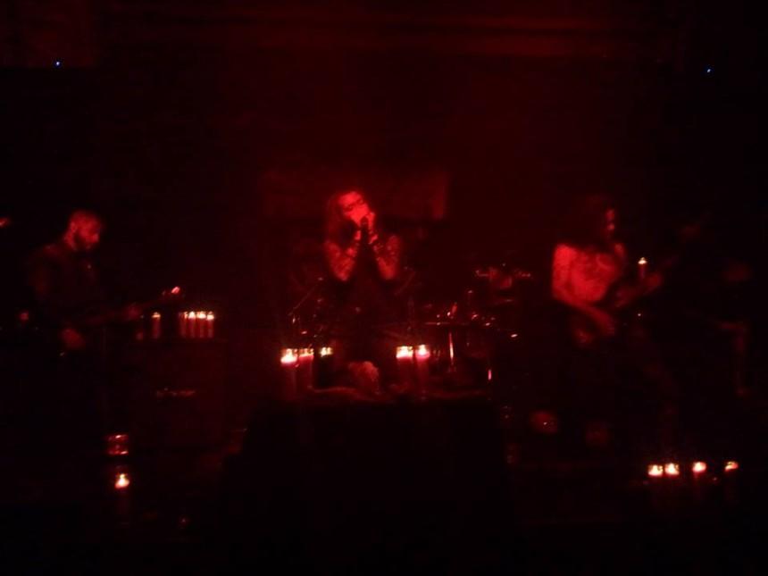 Teloch Vovin Live Ritual 6.21.13 [photo by Mystra]