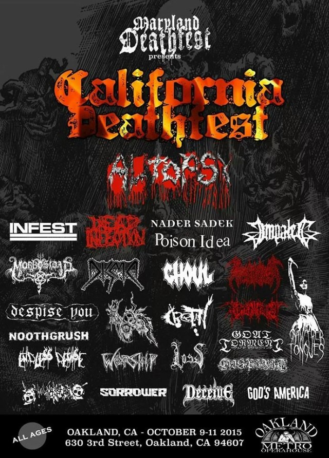 California Deathfest