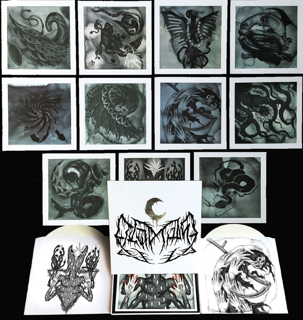 LEVIATHAN: Scar Sighted Double Vinyl/Art Box Preorders Available