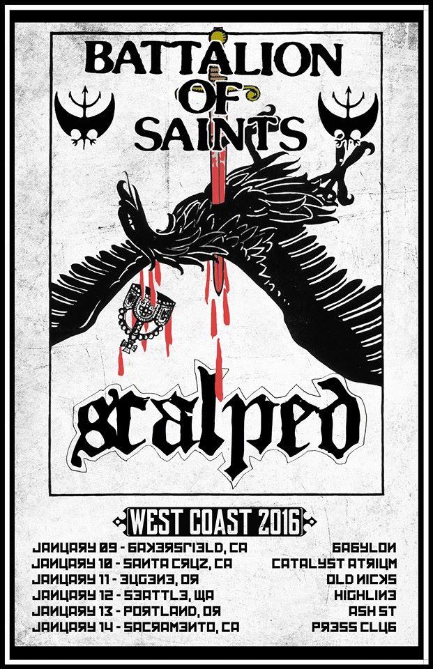 battalion of saints west coast 2016