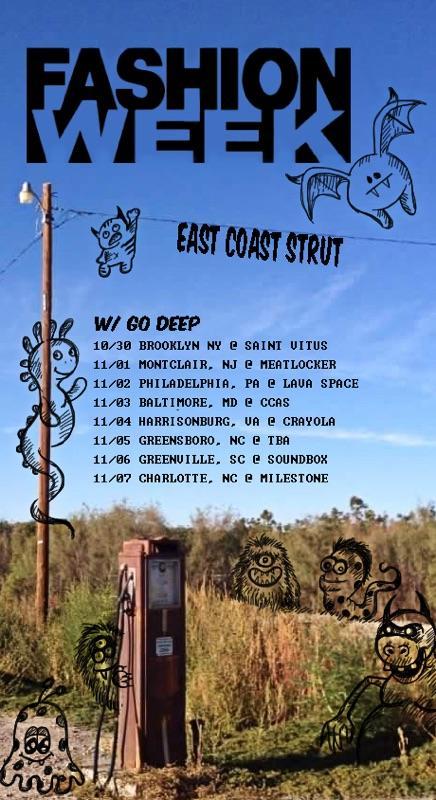 east coast strut