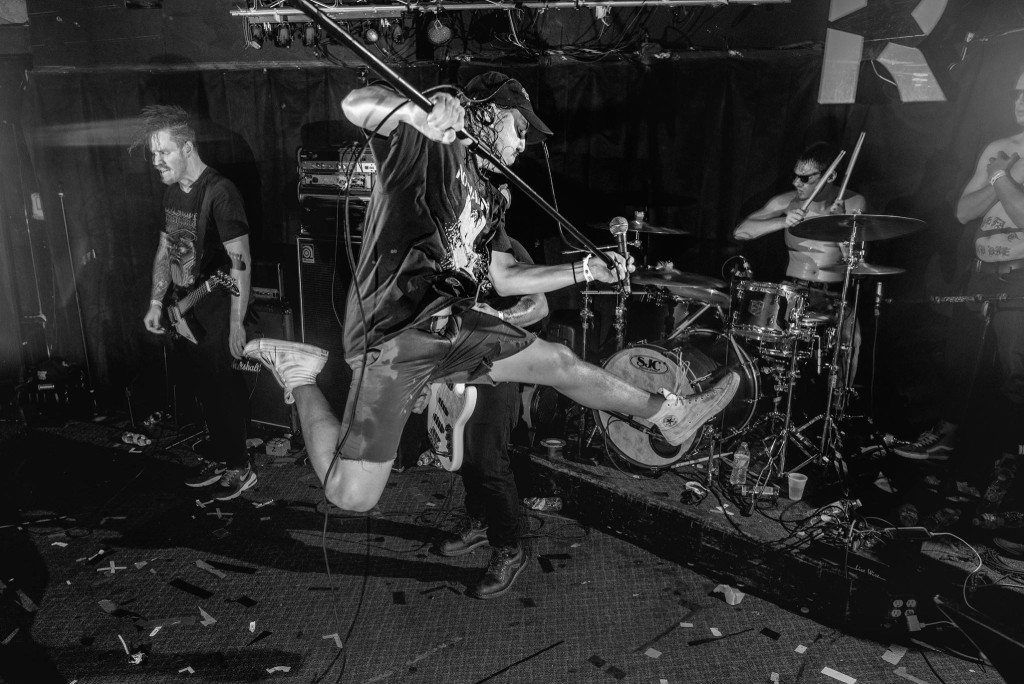 POWER TRIP To Release Opening Fire: 2008-2014 Via Dark Operative Tomorrow; Collection Streaming At Revolver Magazine + North American Tour Begins