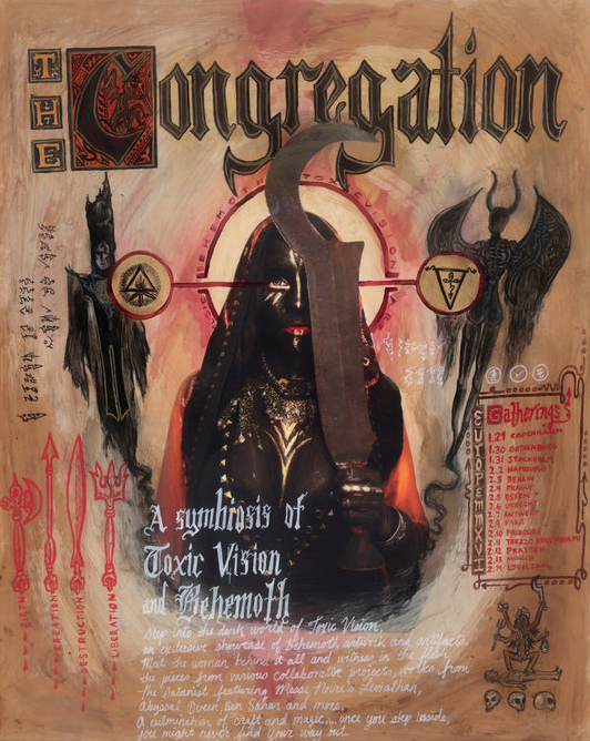 behemothcongregation