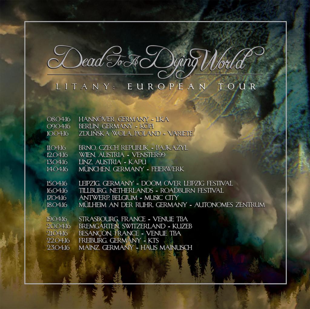 DTADW European Tour