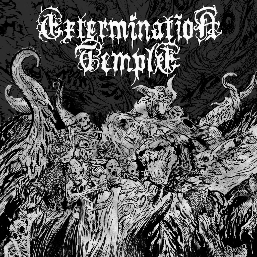 Extermination Temple - Lifeless Forms cover