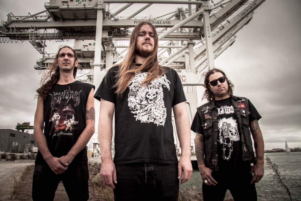 NECROT: Oakland-Based Old-School Death Metal Squad Joins Tankcrimes Records For The Release Of ... Labyrinth Ear Band