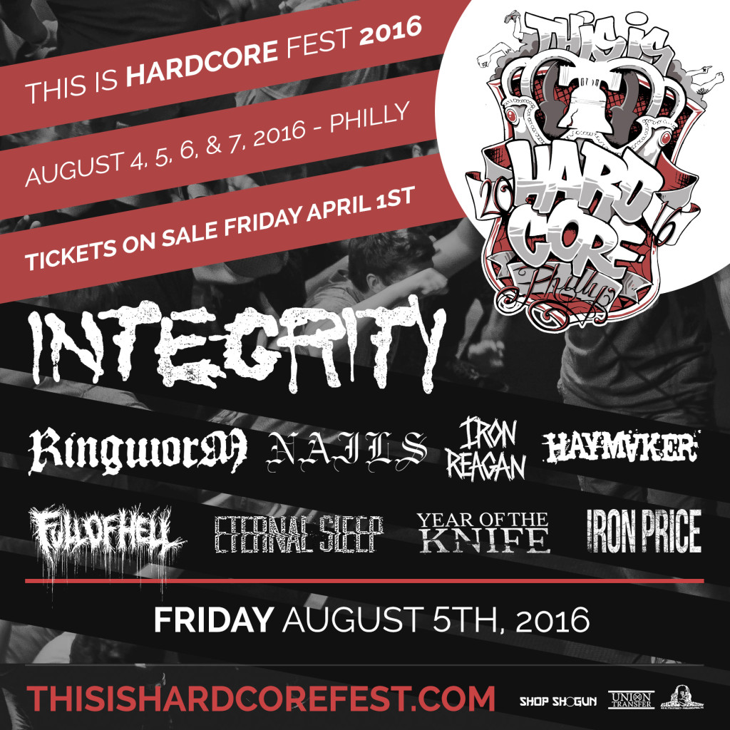 INTEGRITY This Is Hardcore