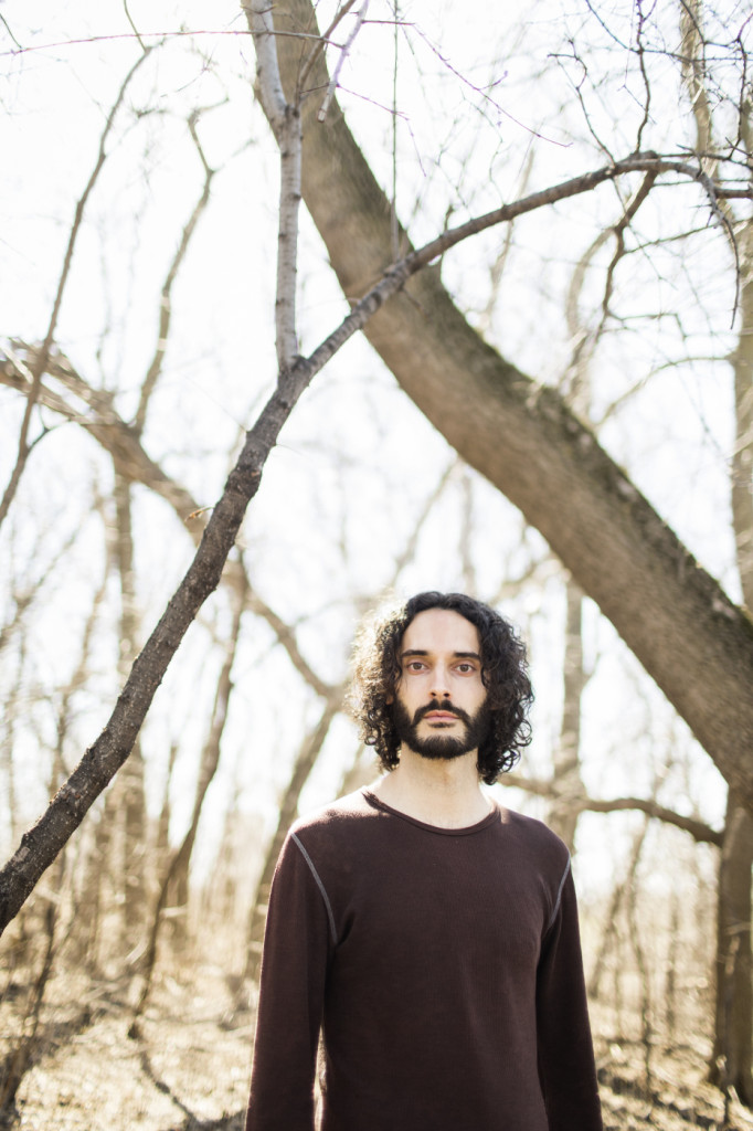 """NATHANAEL LAROCHETTE: Decibel Magazine Premieres """"Invocation"""" Performance Video From Musk Ox/The Night Watch Guitarist; Earth And Sky Double Album Available Now"""