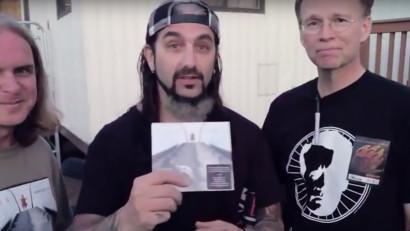 Portnoy talks Tiles