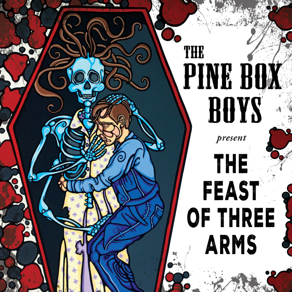 Feast-Three-Arms-albumcover-web