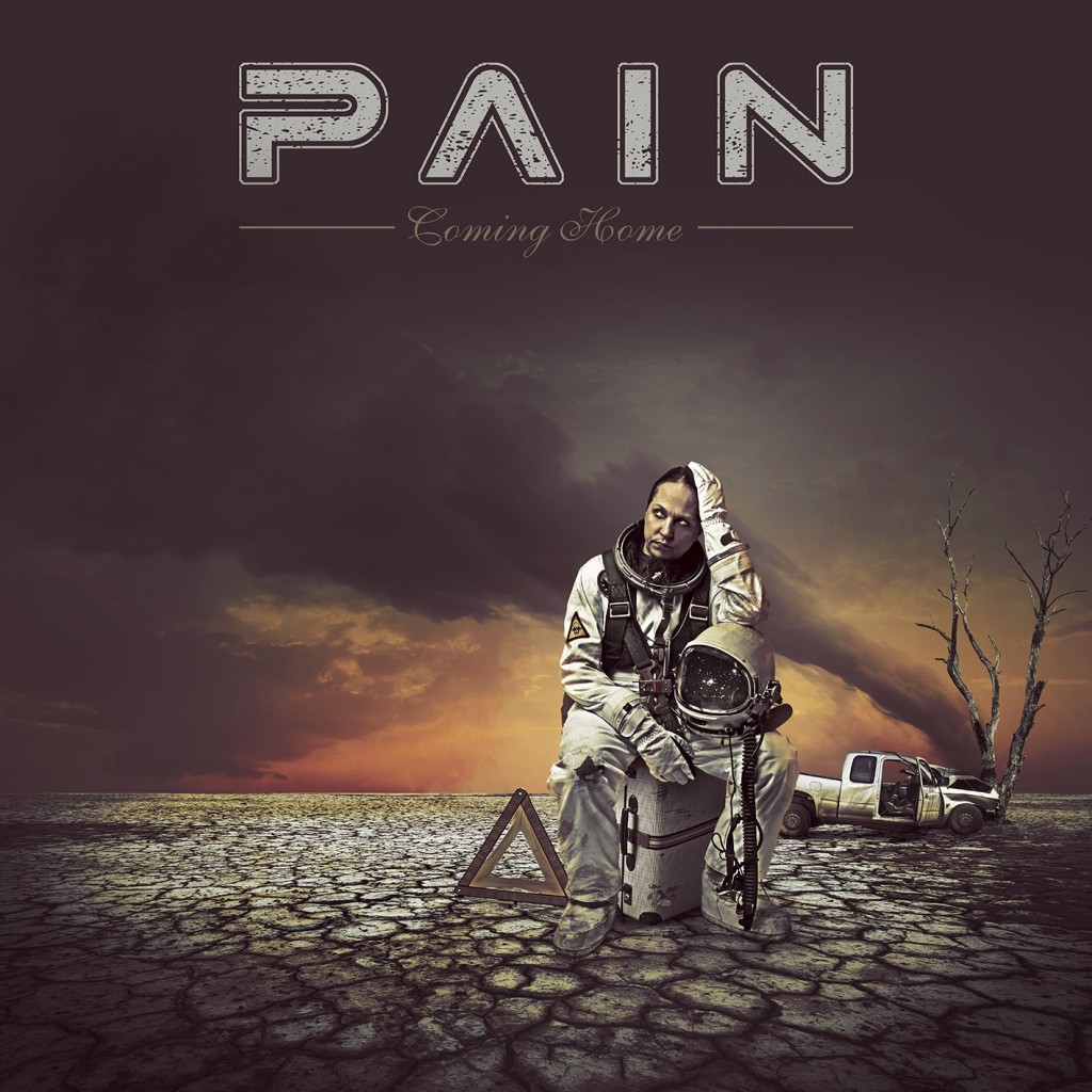 Pain - Coming Home - Artwork
