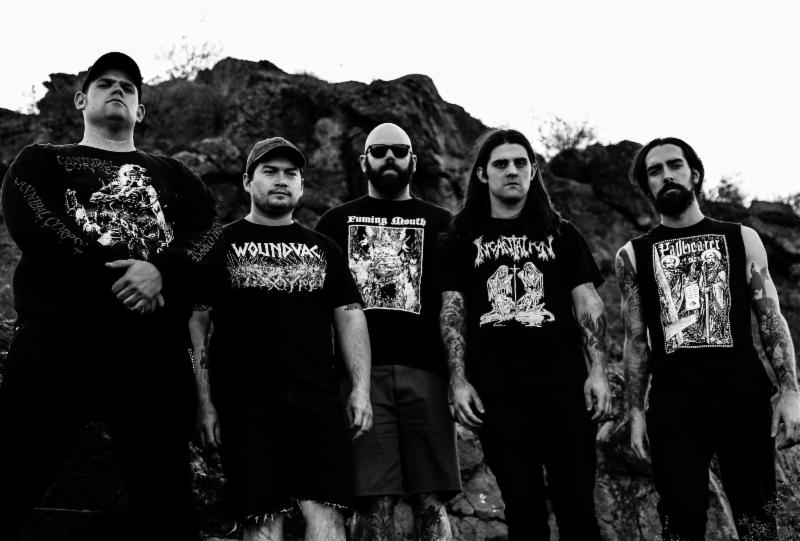 "GATECREEPER Premieres ""Rotting As One"" At Cvlt Nation; Band To Kick Off US Tour Tomorrow"