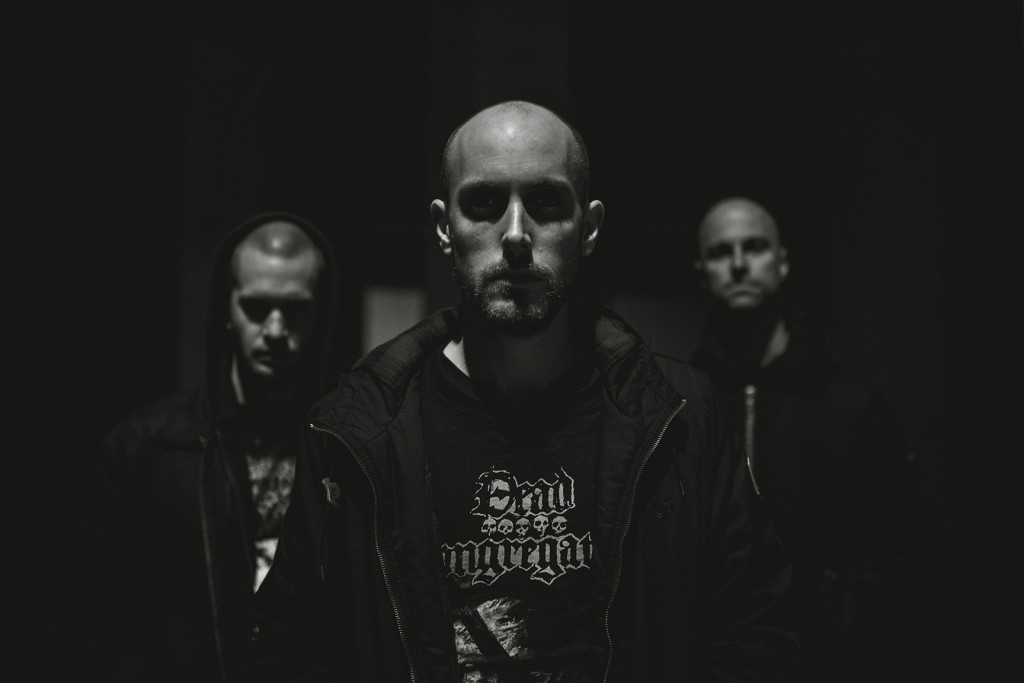 ULCERATE: Entire Shrines Of Paralysis LP Streaming; Album Sees Release Via Relapse Records This Friday + North American Tour Looms