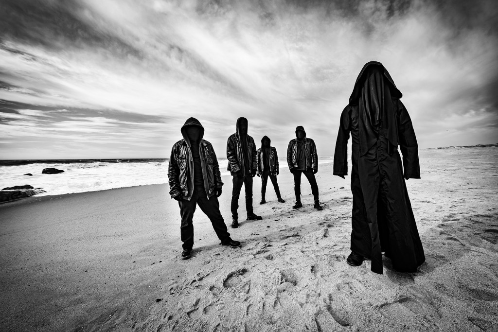 """THE OMINOUS CIRCLE: Portuguese Death Metal Sect Premieres """"Poison Fumes"""" Via Decibel Magazine As Appalling Ascension Debut Nears Release"""
