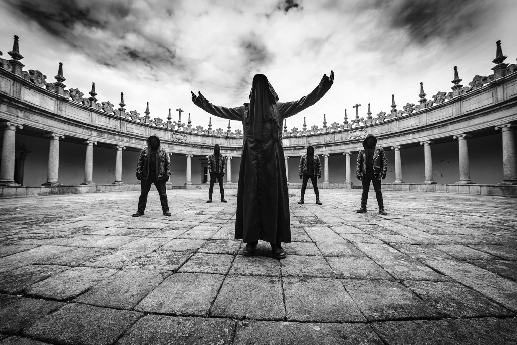 """THE OMINOUS CIRCLE Issues """"As The Worm Descends"""" At Metal Injection; Appalling Ascension Nears Release Via 20 Buck Spin/Osmose"""