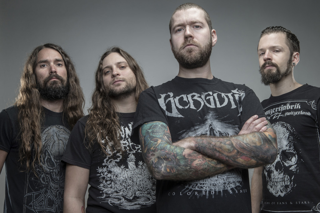 REVOCATION To Kick Off Chaos & Carnage US Tour With Whitechapel, Dying Fetus, Fallujah, And More Tonight