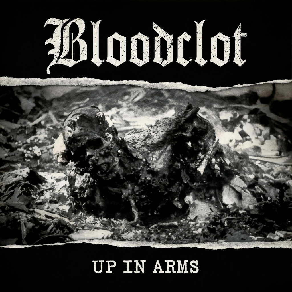 Bloodclot_-_Up_in_Arms