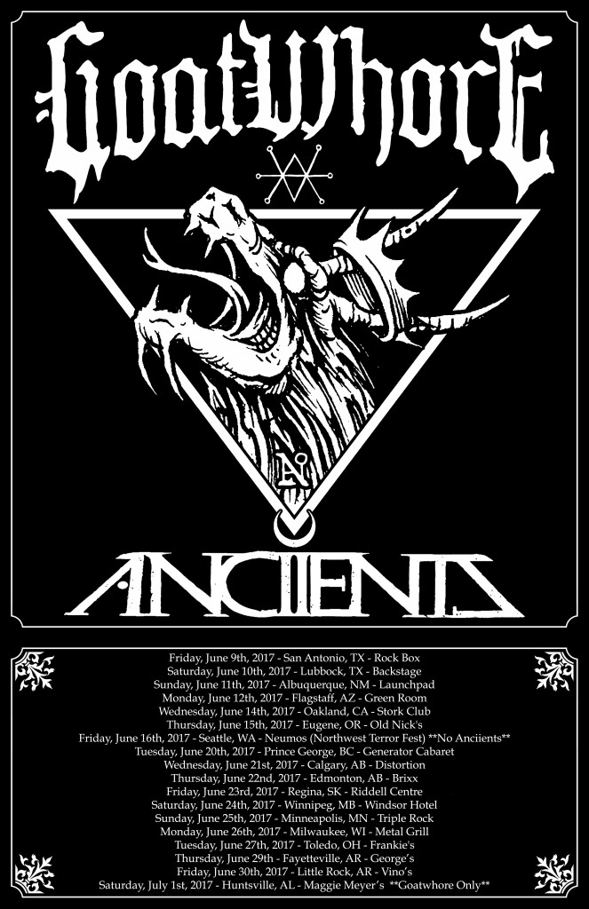 GOATWHORE ANCIIENTS