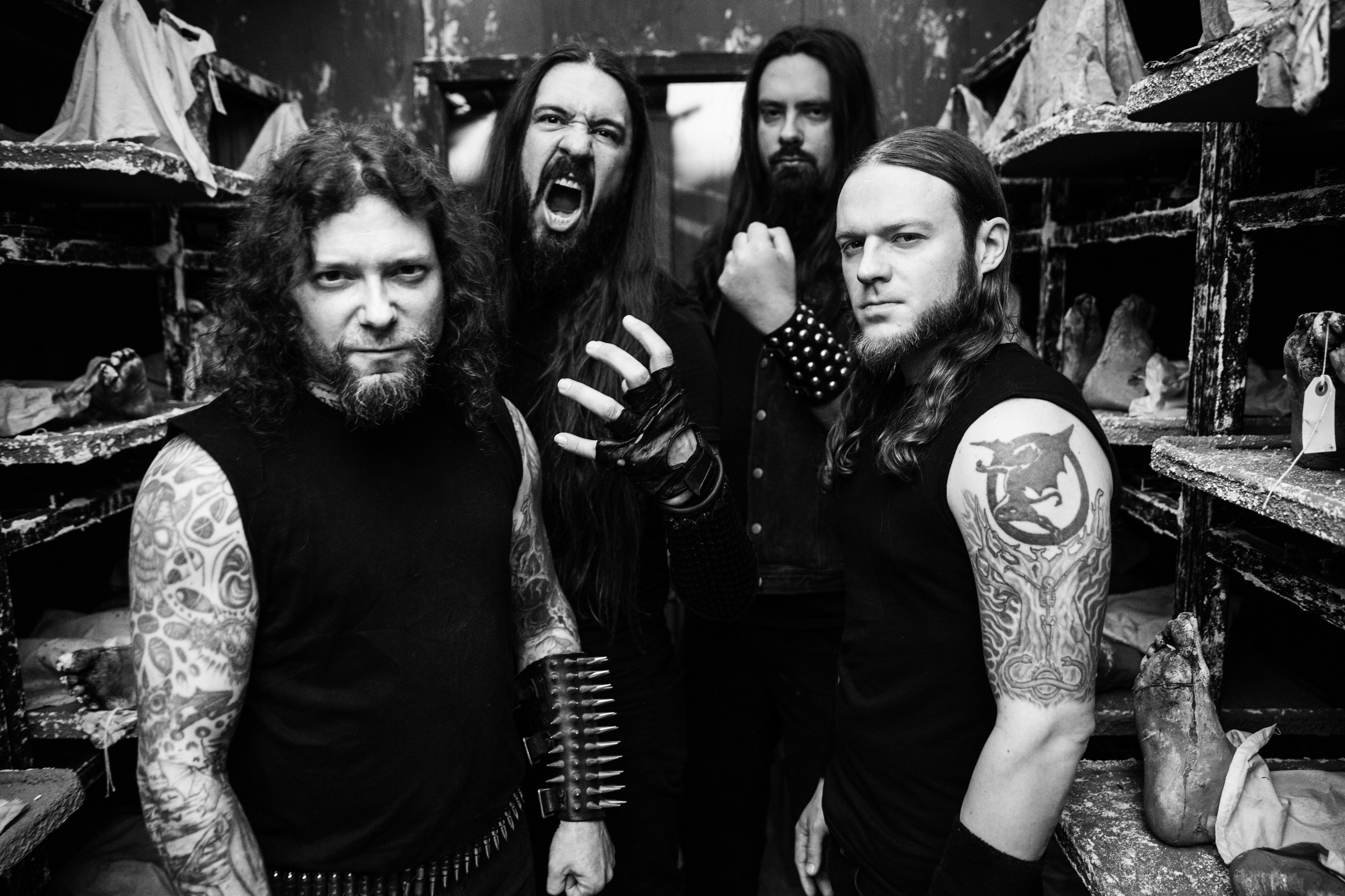 GOATWHORE: Vengeful Ascension Out TODAY On Metal Blade Records; LP Streaming At Decibel + Record Ranks Among Alternative Press' 10 Best Metal Albums Of 2017 So Far