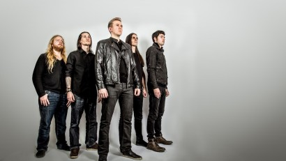 PROSPEKT band blank [photo by Luca De Falco]