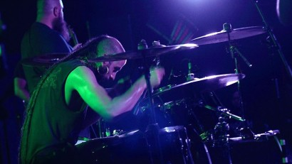 CAVE BASTARD live 8