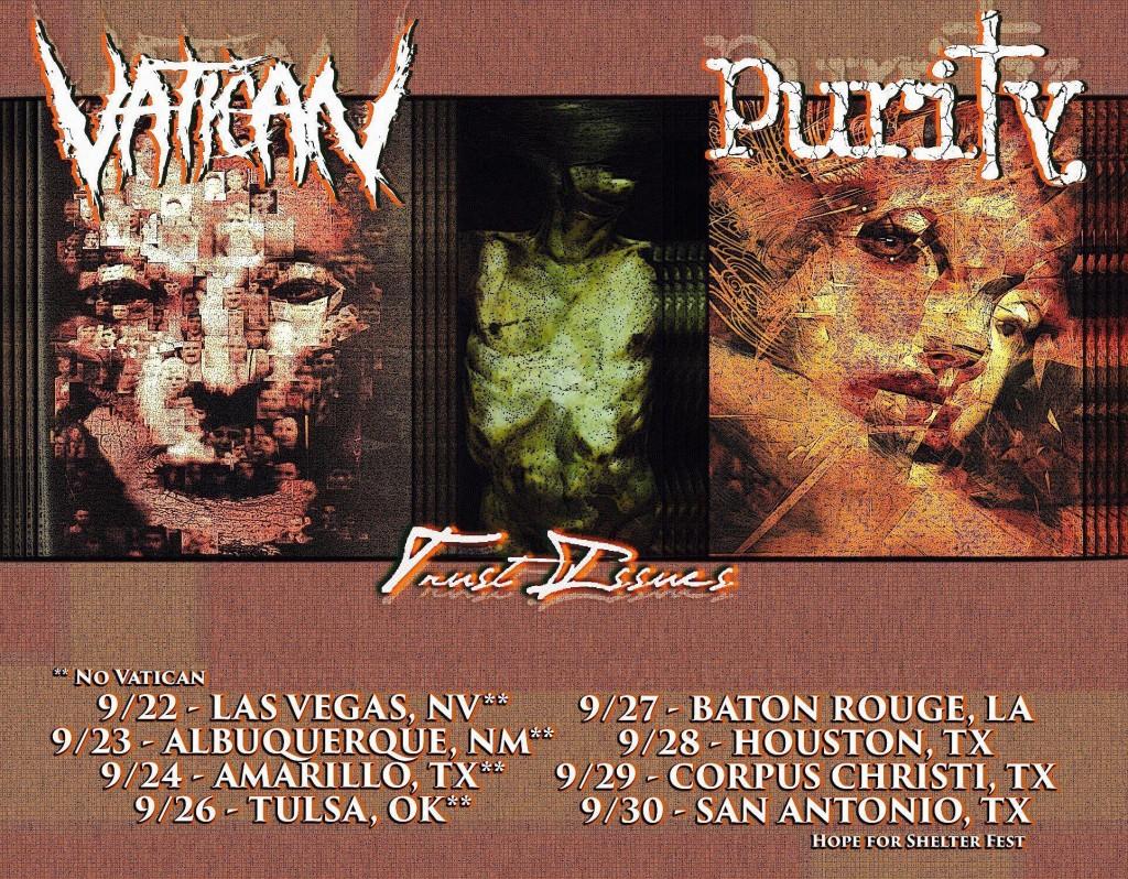VATICAN dates