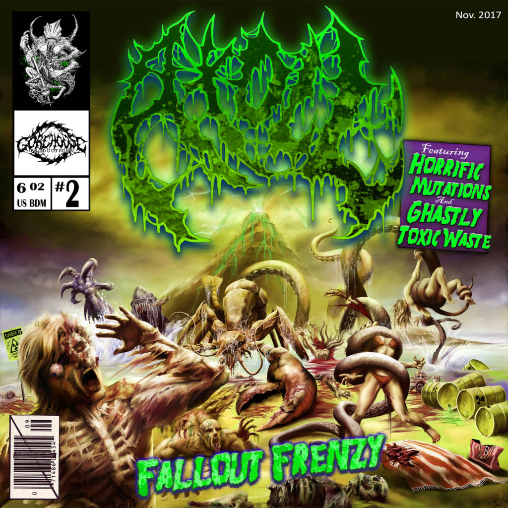 GHP049 - Atoll - Fallout Frenzy