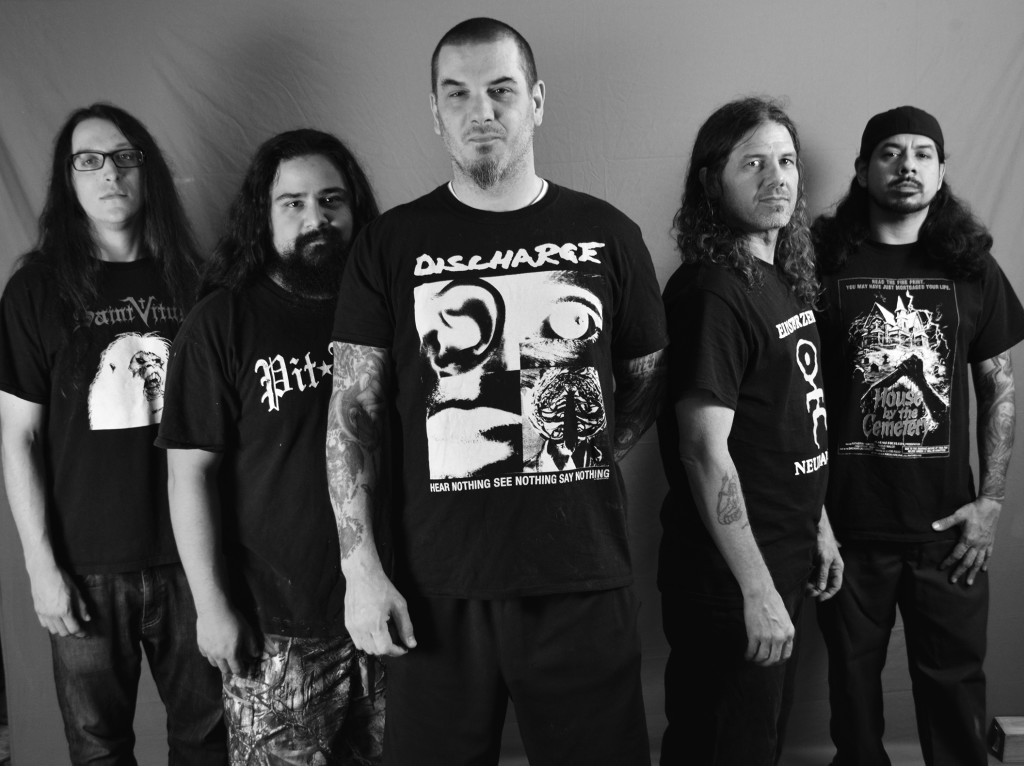 """PHILIP H. ANSELMO & THE ILLEGALS: Revolver Premieres """"The Ignorant Point;"""" Choosing Mental Illness As A Virtue Preorders Available"""