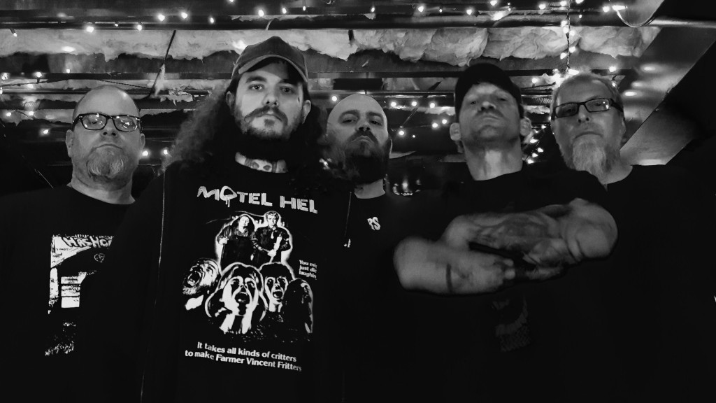 FISTULA: Ohio Sludgecore Veterans Announce May Tour With Come To Grief