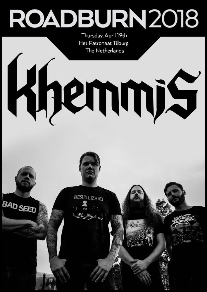 KHEMMIS - Roadburn