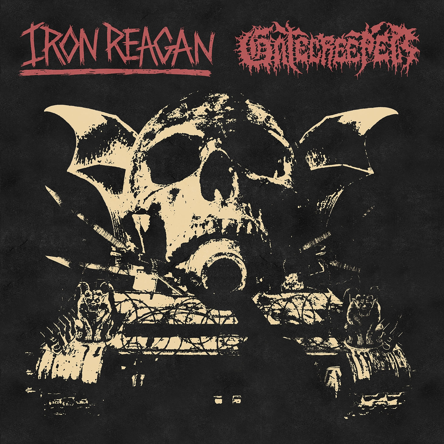 IRON REAGAN.GATECREEPER