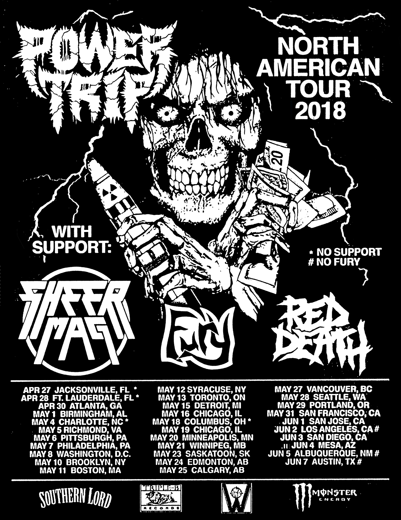 power trip north america web