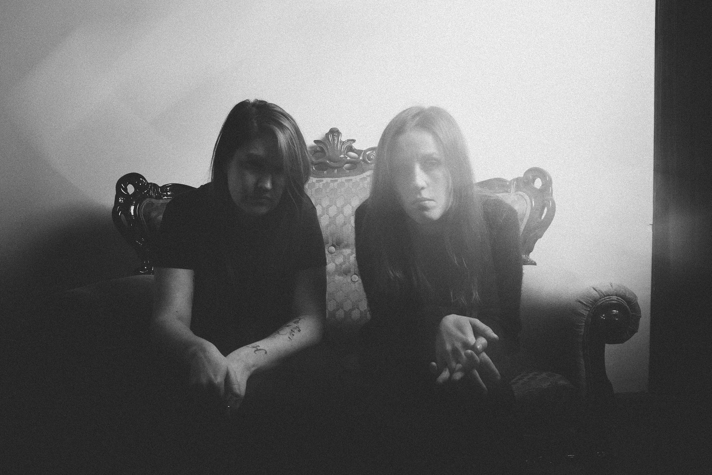 MIDAS FALL: Immersive Evaporate Full-Length From Ambient Post-Rock Duo Streaming In Its Entirety; Record To See Release Friday Via Monotreme Records