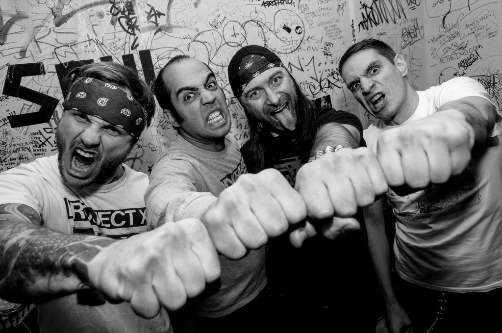 VITAMIN X: Dutch Hardcore/Punk Icons Announce US and Mexico Tour Dates Beginning Next Week; Age Of Paranoia LP Out Now On Southern Lord