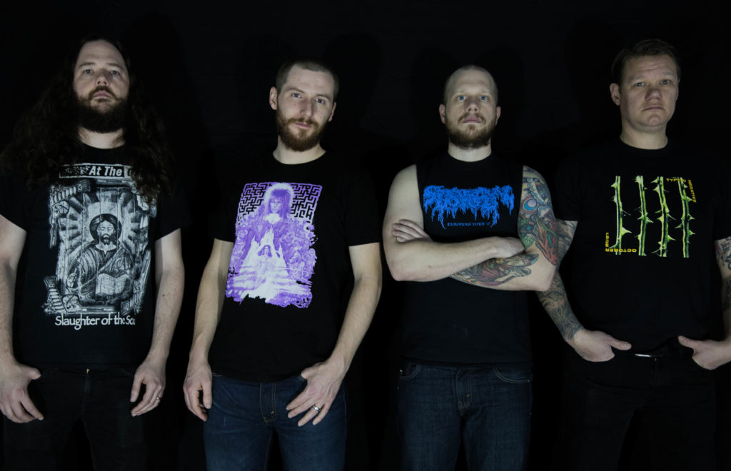 KHEMMIS: Desolation LP By Denver Metal/Doom Act Now Streaming; Album Out Today In North America Via 20 Buck Spin; Record Release Shows Loom