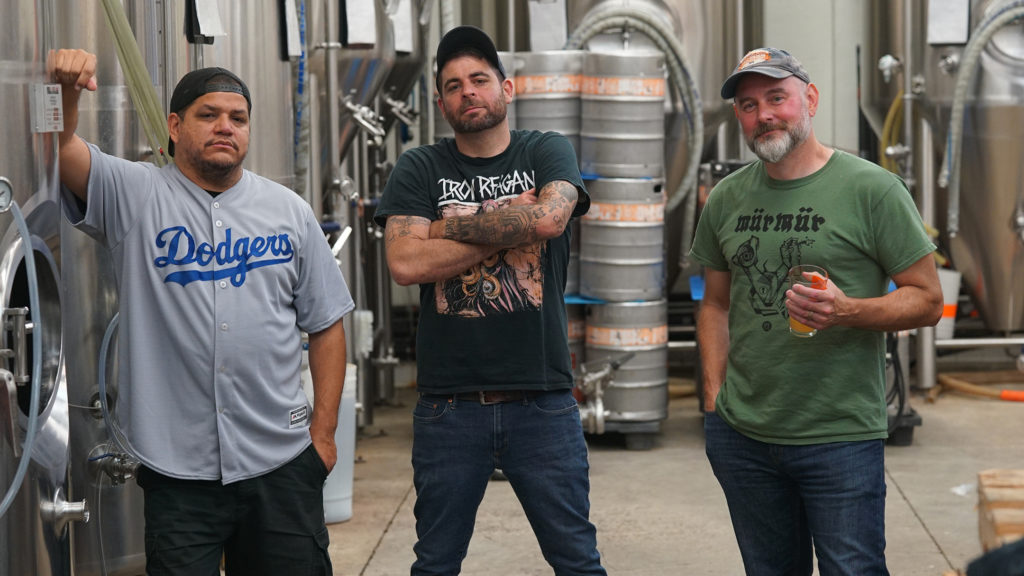 """TRAPPIST Announces Ancient Brewing Tactics Debut Album Due Out August 17th Via Relapse; """"Wolves In The Taproom"""" And """"No Corporate Beer"""" Streaming At Decibel Magazine"""