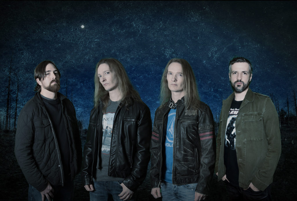 """A DYING PLANET: Prog Act Founded By Zero Hour And Abnormal Thought Patterns Members Debuts """"Resist"""" Lyric Video At PureGrainAudio; Facing The Incurable Nears August Release"""
