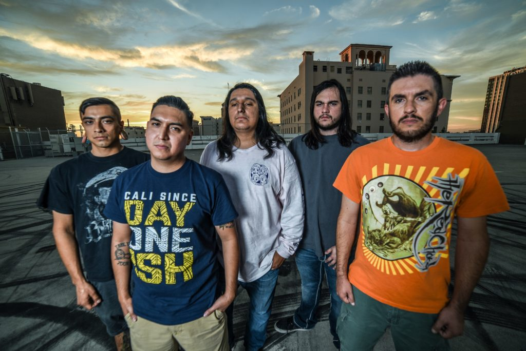 """FAROOQ: Fresno Hardcore/Metal Outfit To Release Third Album, Heat, Via Glacier Recordings; Lead Track """"Owning It"""" Now Playing + West Coast Tour Confirmed"""