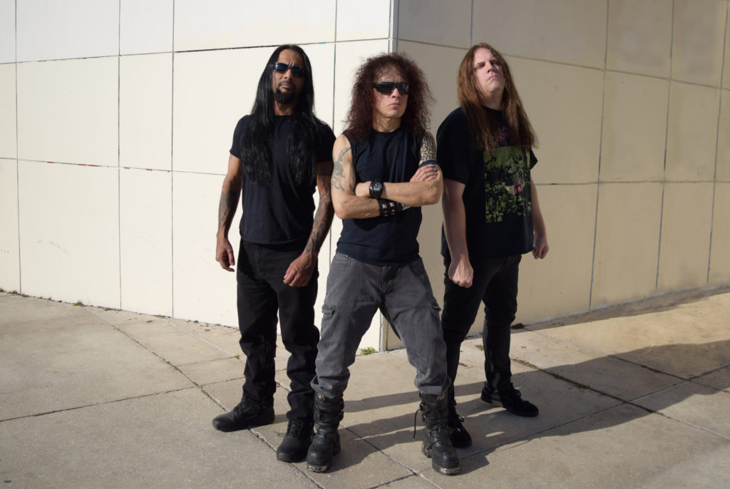 TERRORIZER: American Grindcore Icons Join The End Records For The Release Of Caustic Attack This Fall; Artwork Revealed
