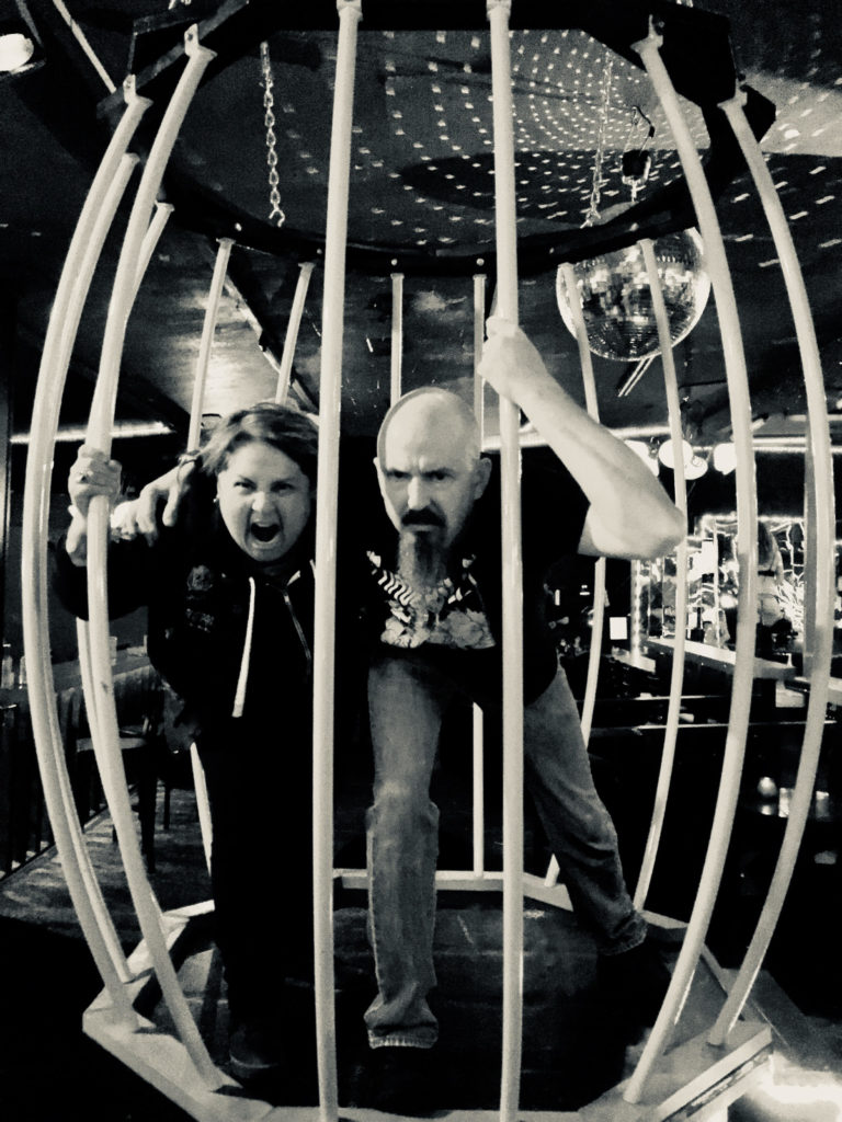 VIOLATION WOUND: Decibel Premieres New Track From Oakland Punk Legion Featuring Autopsy's Chris Reifert As Split LP With CLITERATI Nears; Preorders Available Via Tankcrimes