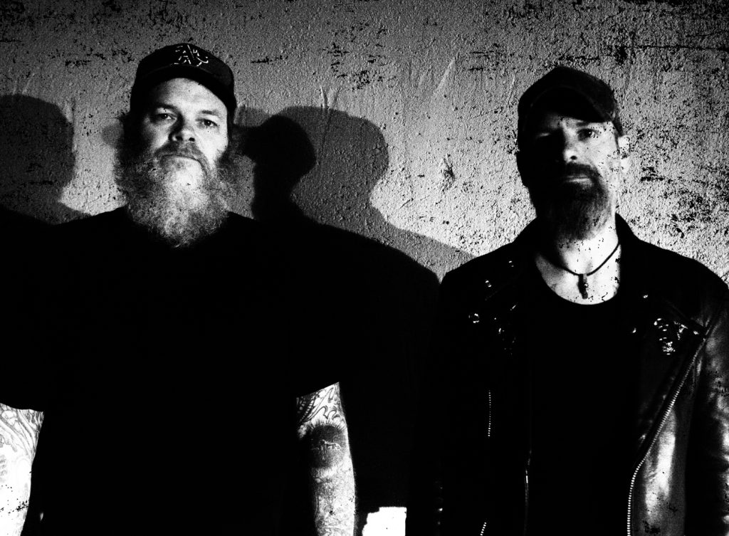 """MIRRORS FOR PSYCHIC WARFARE: Cvlt Nation Debuts """"Tomb Puncher"""" From Industrial Two-Piece Featuring Neurosis' Scott Kelly And Buried At Sea's Sanford Parker; I See What I Became To See Release September 28th Via Neurot Recordings"""