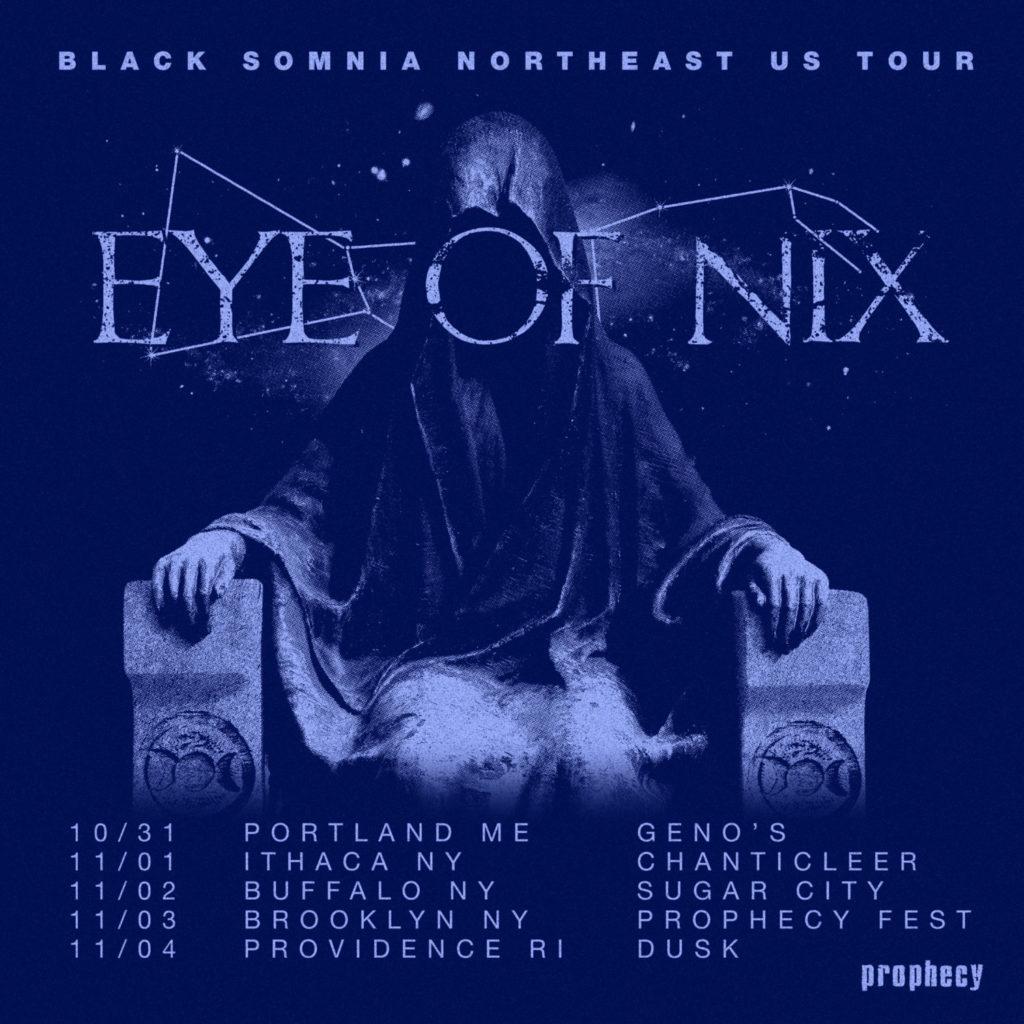 EYE OF NIX: Avant Metal Collective Joins Prophecy