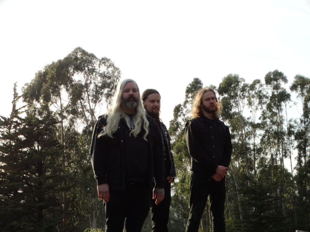 ULTHAR: Bay Area Death Trio Begins North American Tour; Trailer Posted