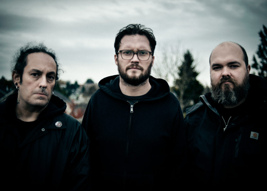 GREAT FALLS: Decibel Debuts New Track From Seattle Post-Hardcore/Noise Rock Trio Featuring Former Members Of Undertow, Kiss It Goodbye, Playing Enemy, And Jesu; A Sense Of Rest Preorders Available