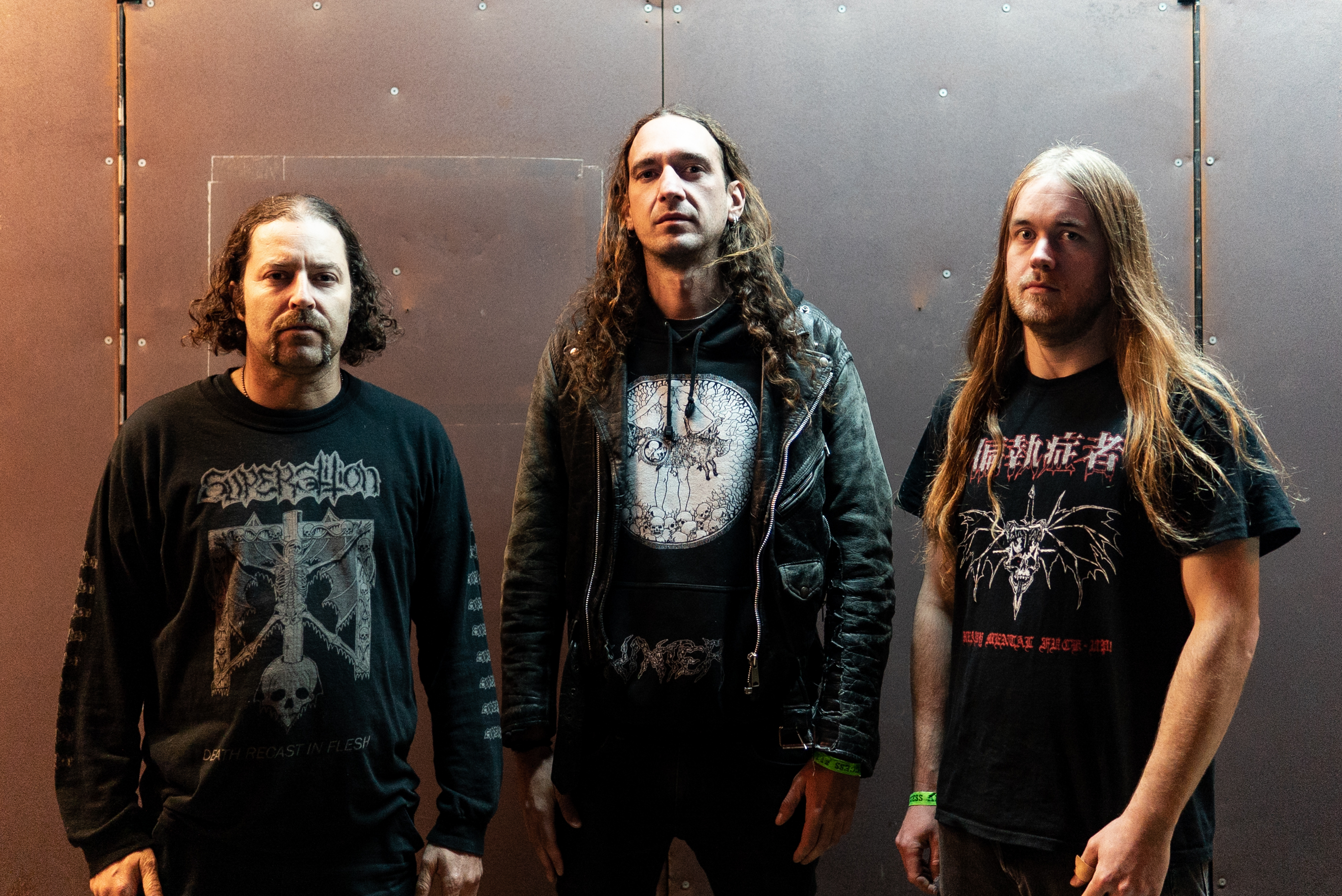 NECROT: Bay Area Death Metal Trio To Tour Australia This Fall With Faceless Burial; Band To Play Tankcrimes Takeover And More