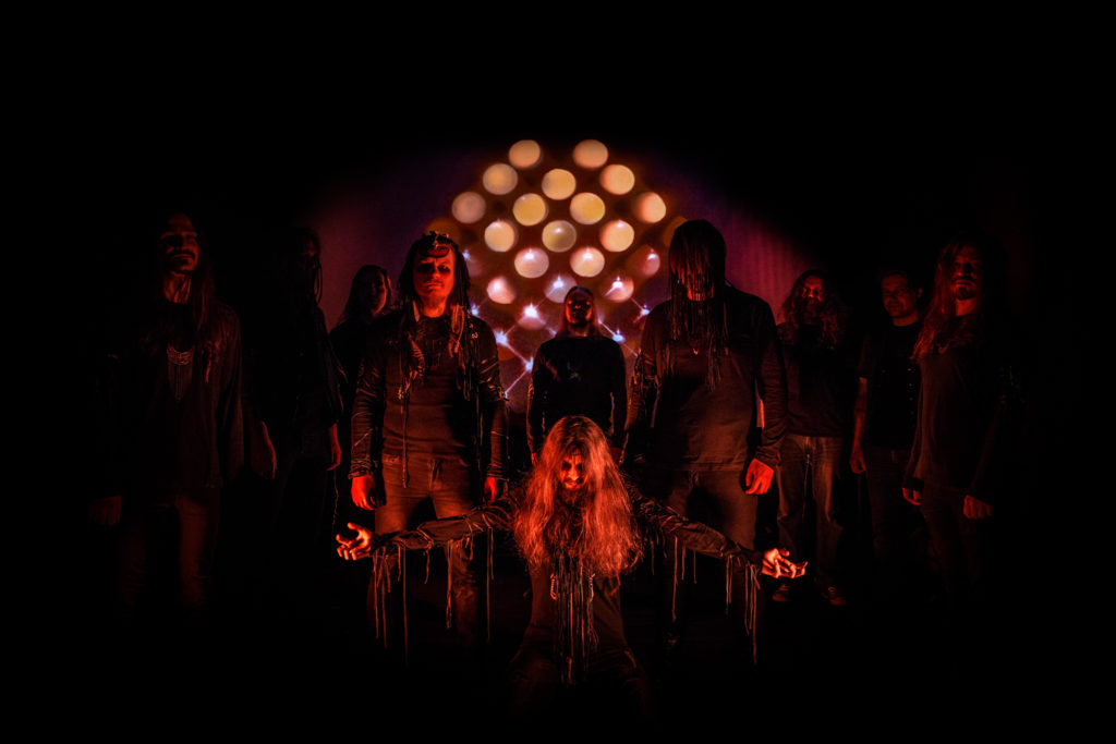 """WASTE OF SPACE ORCHESTRA Unveils """"Seeker's Reflection"""" Video; Syntheosis Full-Length To See Release This April Via Svart Records"""